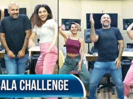 Shakti, Neeti and Vishal's Bala challenge is the funniest thing you'll see today
