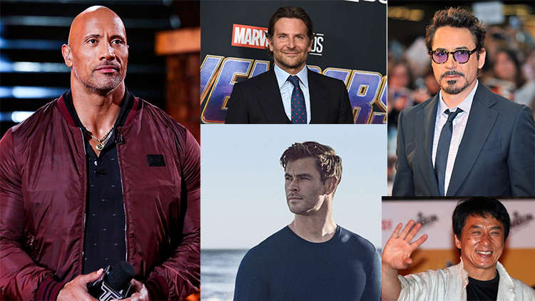 Top 5 Highest Paid actors in Hollywood