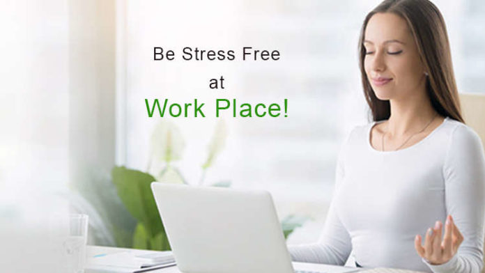 Ways to Manage Stress in the Workplace