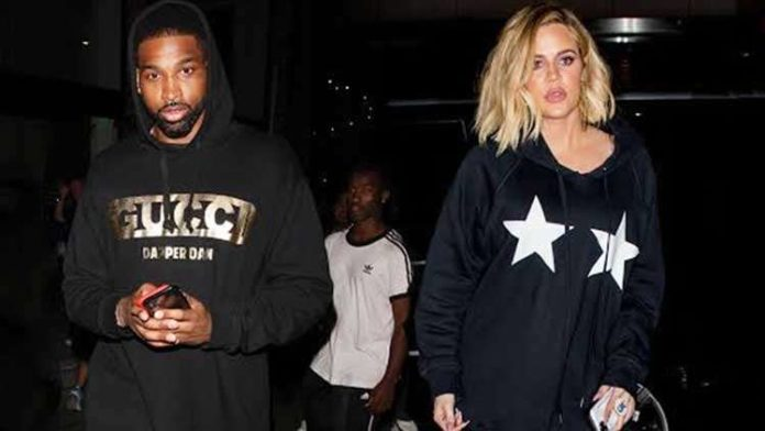 Tristan Thompson leaves a THIRSTY comment on Khloe's pic after she forgives him