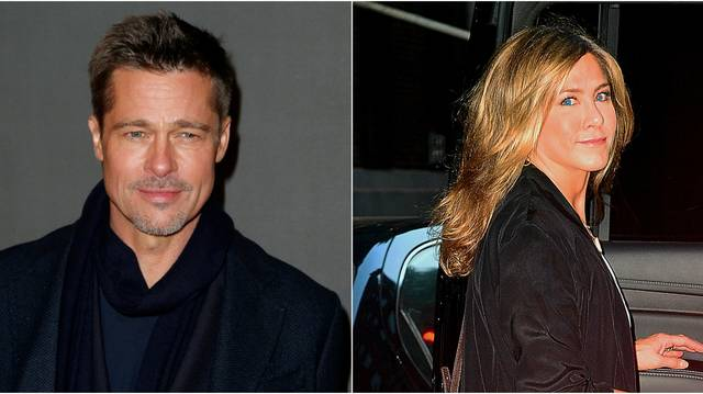 Brad Pitt Looking Forward To See Ex-Wife Jennifer Aniston At The Golden Globes
