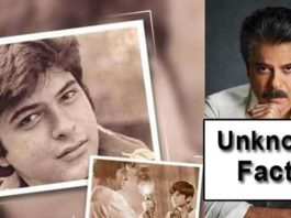 Lesser Known Facts About Bollywood's Evergreen Actor Anil Kapoor