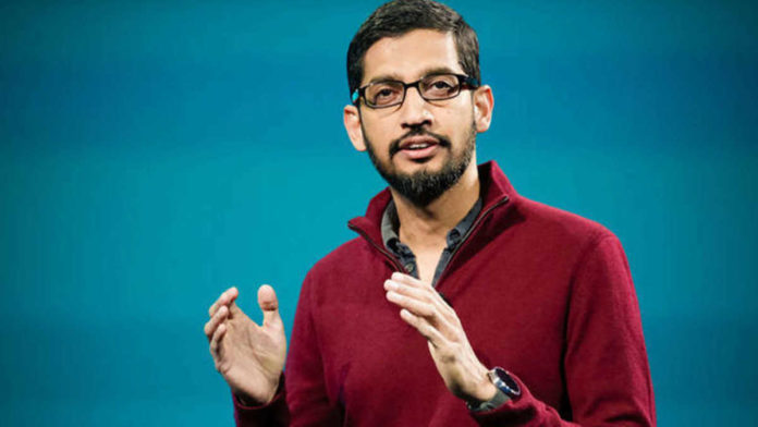 Sundar Pichai gets ₹1,721 crore pay package on becoming Alphabet CEO