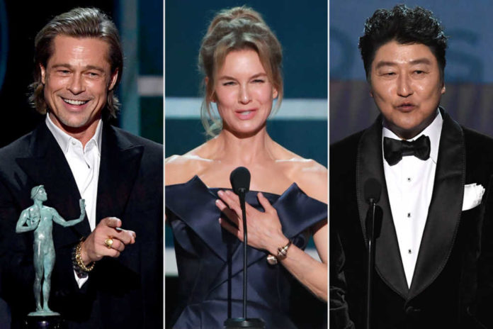 2020 SAG Winners: Complete List of Winners of the Screen Actors Guild Awards