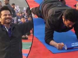Anil Kapoor Does Planks, Becomes Part Of Guinness World Record