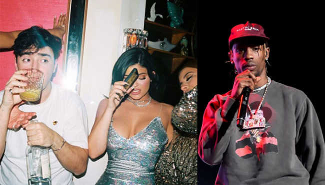 Is Kylie Jenner Seeing This Mystery Man Post-Breakup With Travis Scott