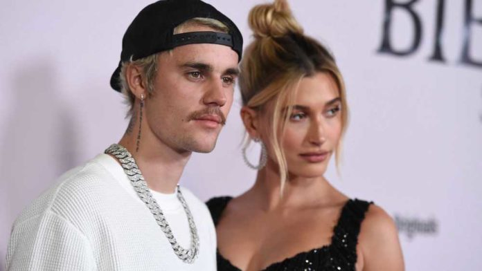 Justin and Hailey Bieber Make Their Red carpet Debut At The 'Seasons' Premiere