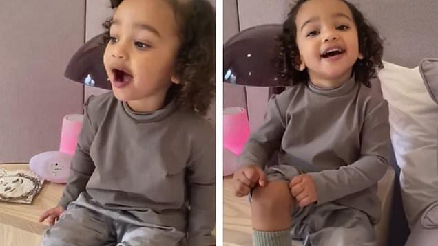 Kim Kardashian's Daughter Chicago West Makes Singing Debut On Instagram