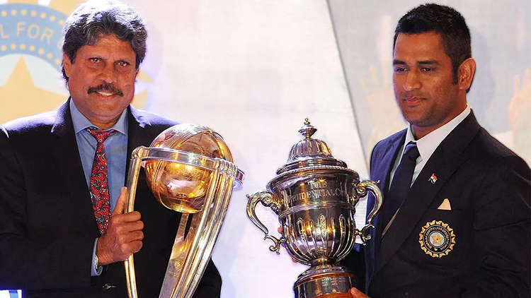 Here's What Kapil Dev Has To Say About MS Dhoni's Comeback