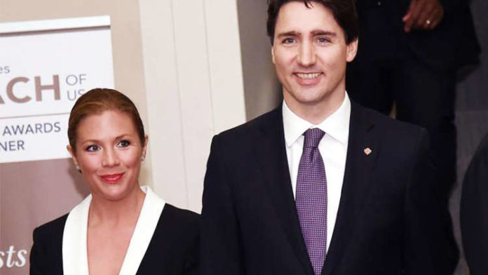 Canadian PM Justin Trudeau's Wife Sophie Recovers From COVID-19