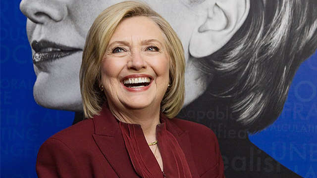 Fans Are Going Gaga Over Hillary's Punchline On 'Real Housewives' Tagline On 'WWHL'