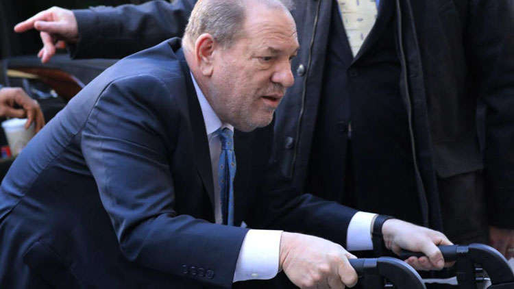 Harvey Weinstein Tests Positive For COVID-19?