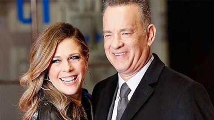 Hollywood Star Tom Hanks And Rita Wilson Diagnosed With Coronavirus