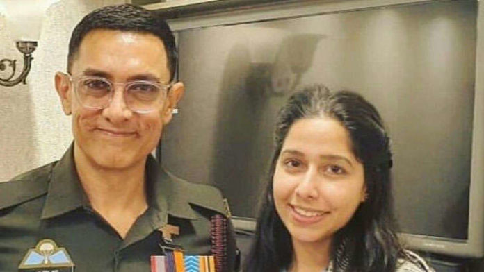 Laal Singh Chaddha: Aamir Khan's Army Look From The Movie Gets Leaked On Social Media
