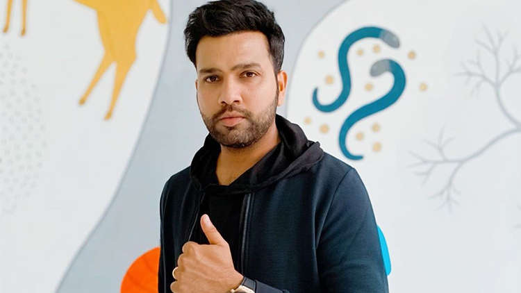 Rohit Sharma Is Doing THIS To Stay Fit Amidst The Lockdown