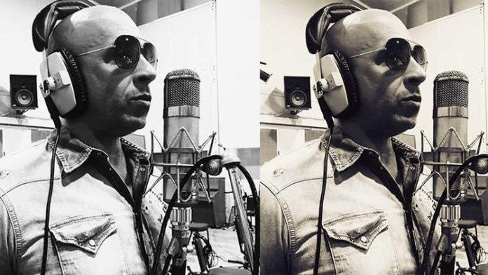 Vin Diesel To Make His Debut As A Musician?