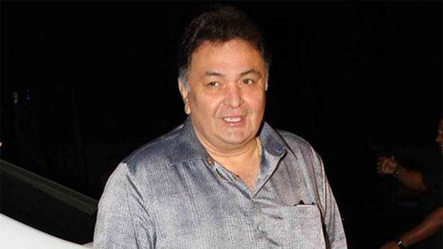 Actor Rishi Kapoor Passes Away At The Age Of 67