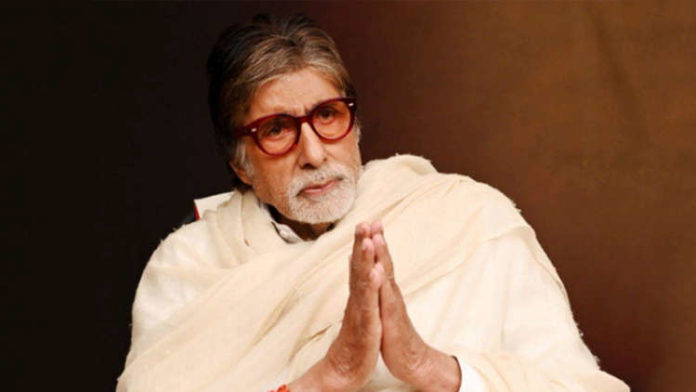 Amitabh Bachchan Asks Fans To Beware Of COVID-19