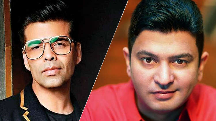 Dharma Productions And T-Series Come Together For Takht?