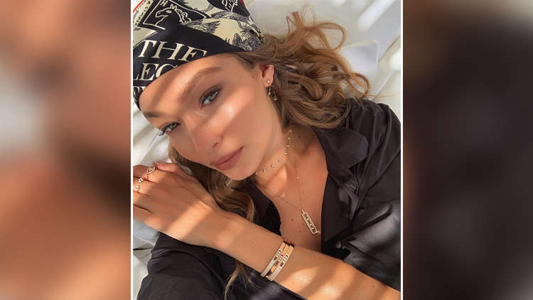 Gigi Hadid's Father Celebrates Her Birthday Month With Sweet Candid Memories From Her Childhood