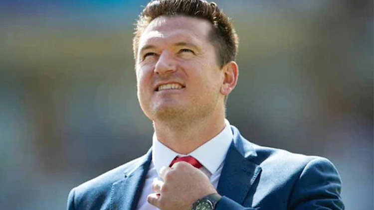 Graeme Smith Appointed Director Of Cricket By CSA For The Course Of 2 Years