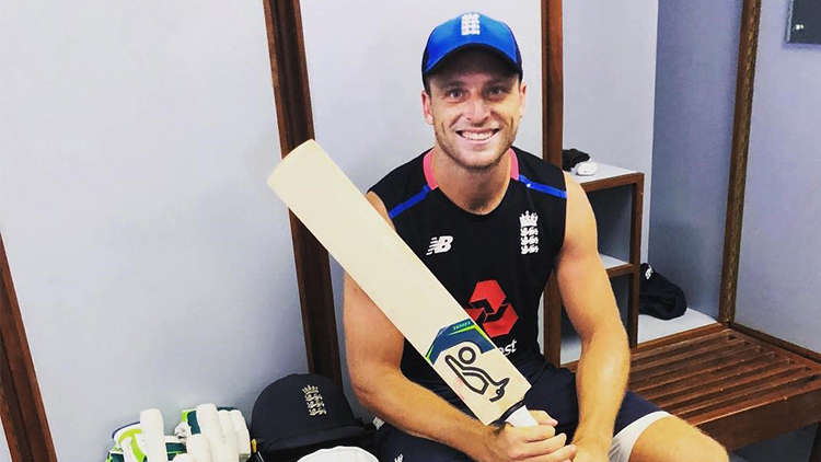 Jos Buttler Auctions His World Cup Final Jersey To Raise Funds
