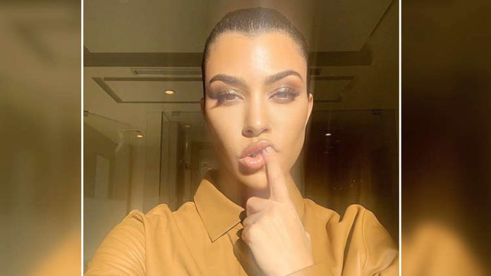 Kourtney 's Cryptic Post, Fuels Speculation Of Pregnancy