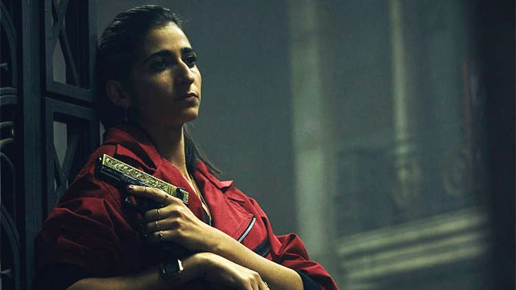 Money Heist: Alba Flores aka Nairobi Hints About Her Future In La Casa de Papel 5