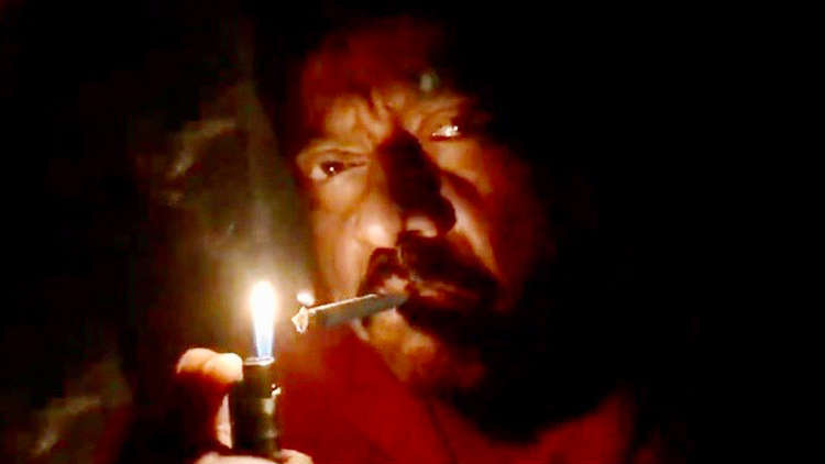 Ram Gopal Varma Lights Cigarette Instead Of Candle; Invites Controversy