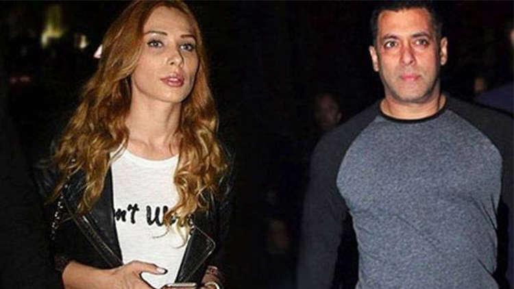 Salman Khan Sneaks Into Rumoured Girlfriend Iulia Vantur's Chat Show; Check Out