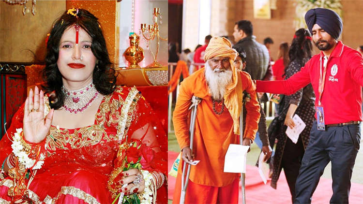 Shri Radhe Maa Charitable Society Has Started A Free Distribution Of Essential Items