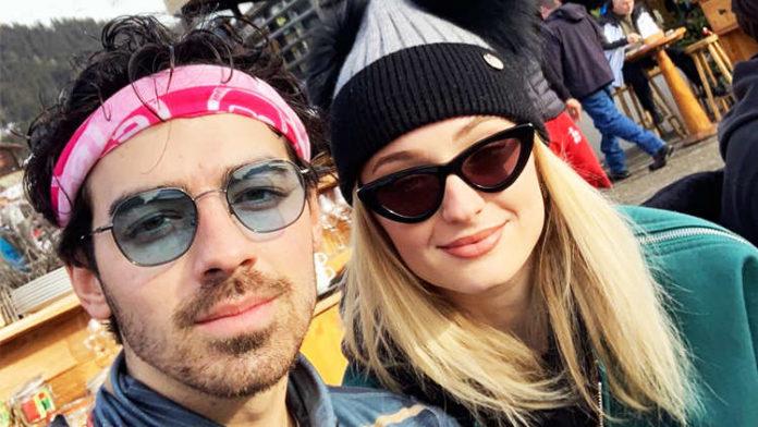Sophie & Joe Jonas Sponsored 100 Fresh Meals For the Doctors Of East LA Hospital