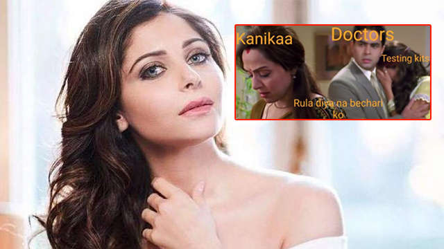 Twitter Makes Funny Memes On Kanika Kapoor After She Recovers From Coronvirus
