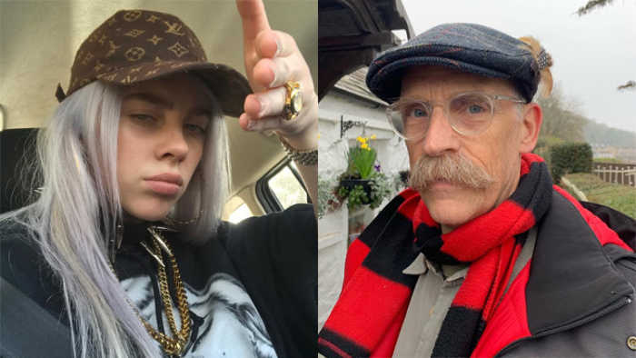 Billie Eilish Plans Collab With Her Father Patrick O'Connell To Launch An Apple Music Show