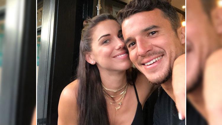 Alex Morgan & Servando Carrasco Blessed With A Baby Girl