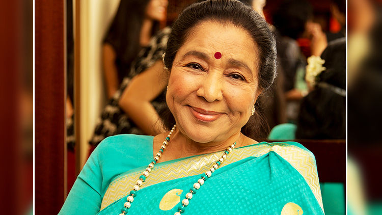 I Am All For New Tunes, Lyrics And Songs On My Youtube Channel: Asha Bhosle