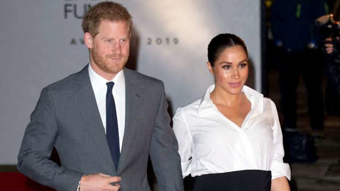 Prince Harry And Meghan Markle Registered Police Complaint About Drones Flying Over Their LA Home