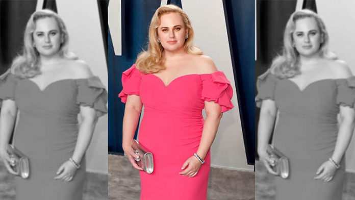 Rebel Wilson Shows Off Her Impressive Transformation In At-Home Photo Shoot