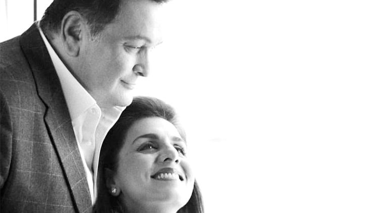 Rishi Kapoor's Wife Neetu Kapoor Pens Down An Emotional Note For The Late Actor; Check Out
