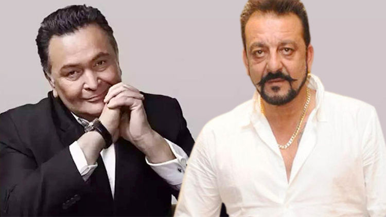 Sanjay Dutt Pens Down An Emotional Note For Late Actor Rishi Kapoor; Check Out