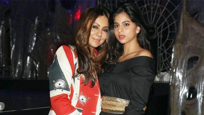 Suhana Khan Is Upset With Mom Gauri Khan? Find Out