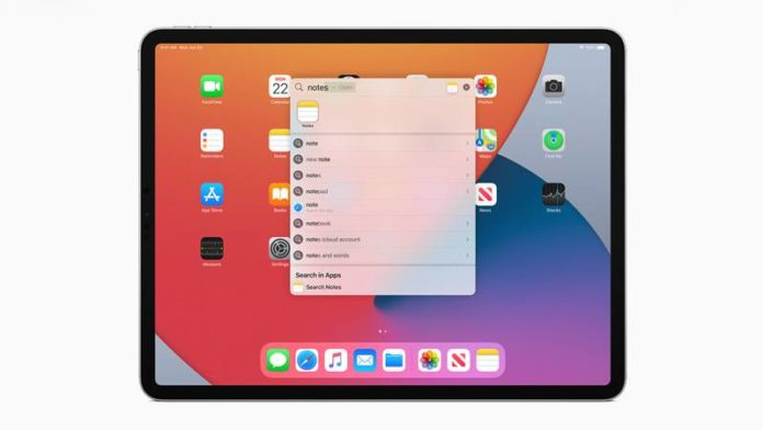 Apple announces iPadOS 14 with redesigned apps, Universal Search