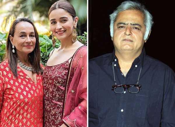 Soni Razdan Calls Out Hansal Mehta's Tweets Post Alia Gets Mercilessly Trolled In Nepotism Debate
