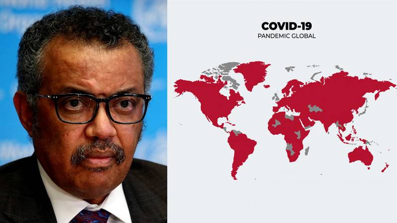 Coronavirus news: WHO reports record daily increase in global coronavirus cases