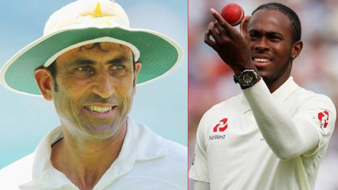 Younis Khan says Jofra Archer is a 'real match-winner' and a 'threat'