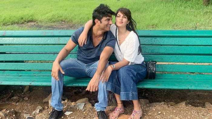 Case Filed Against Rhea Chakraborty Accusing Her Of Sushant Singh Rajput's Death