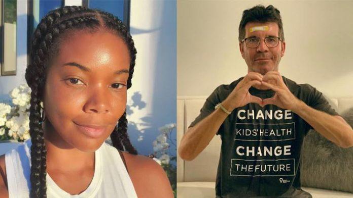 Gabrielle Union Files A Discrimination Complaint Against Simon Cowell