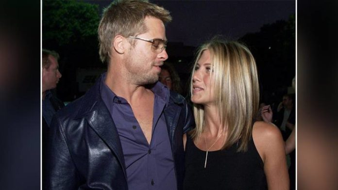 Jennifer Aniston Had The Desire To Have A Baby With Brad Pitt Post FRIENDS?