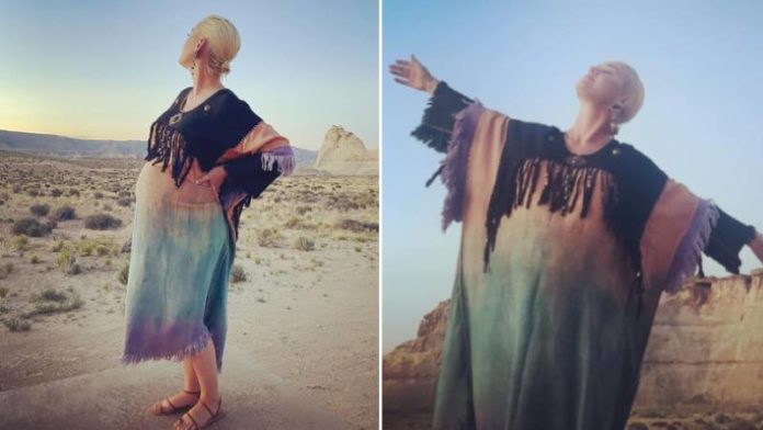 Katy Perry Opens Up That Pregnancy Has Made Her Feel Very Emotional