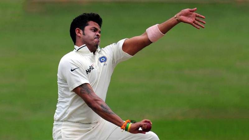 Kerala Ranji Team Ready To Include Sreesanth After His Ban Ends In September?